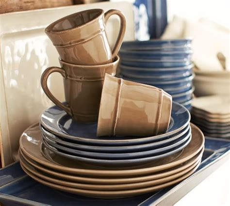 Check spelling or type a new query. Cambria Dinnerware Set - Mushroom | Pottery Barn