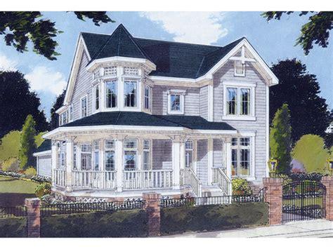 Saguenay Victorian Home Plan 065d-0200