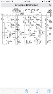 Denali Audio Wiring by 1999 Denali Bose Wiring Harness Diagram Chevy Tahoe