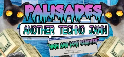 "Album Review Palisades  ""another Techno Jawn""  New Noise Magazine"