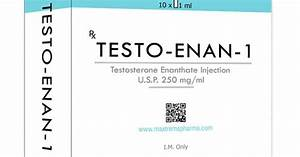 Buy Testosterone Enanthate Injection Online