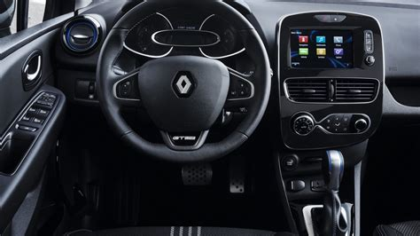 renault clio 2007 interior 2017 renault clio r s unveiled with light facelift