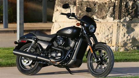 2015 Harley-davidson Street 750 Review And Test Ride