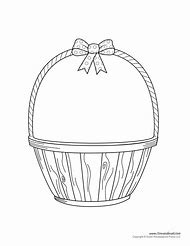 Best Basket Coloring Page Ideas And Images On Bing Find What You