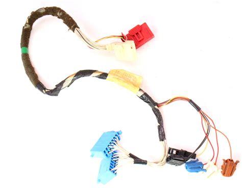 headlight switch wiring harness vw jetta golf gti cabrio