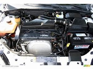 2000 Ford Focus Zx3 Coupe 2 0l Dohc 16v Zetec 4 Cylinder