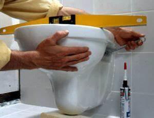 Installer Un Wc : wc suspendu installation d 39 un wc suspendu mesures ~ Melissatoandfro.com Idées de Décoration