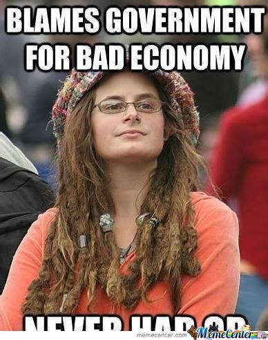 College Liberal Meme - rmx college liberal by justmejordan meme center