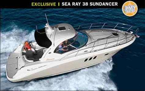 sea ray  sundancer power motoryacht