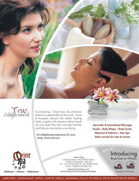 images  spa ad flyer  pinterest massage behance  beauty spa