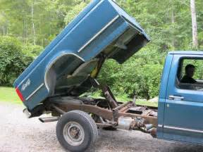 pickup dump bed hoist kit turn into dump truck 4 000 lbs