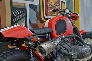 Racing Caf U00e8  Bmw R60  6 Xc 2 By Xrambler Cycles
