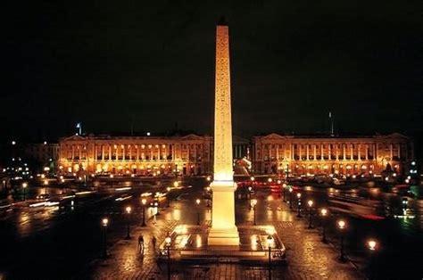 incredible place de la concorde obelisk pictures