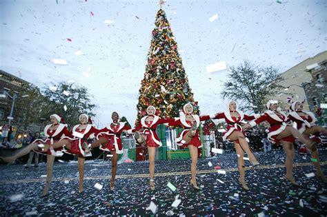 holiday event happening  orlando  december