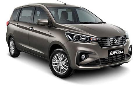 2018 Maruti Suzuki Ertiga Launched In Indonesia