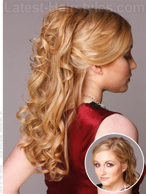 hairstyle  prom hairstyles
