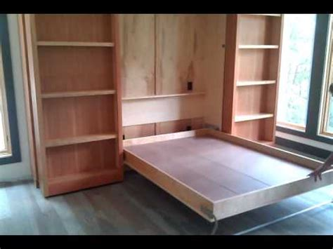 murphy bed bookcase plans murphy bed wall unit