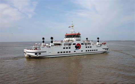 Boot Ameland Holwerd by Boot Naar Ameland
