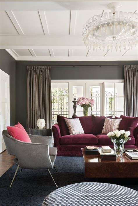 Taupe Sofa Living Room Ideas by Burgundy Couch Living Rooms Ideas Memes