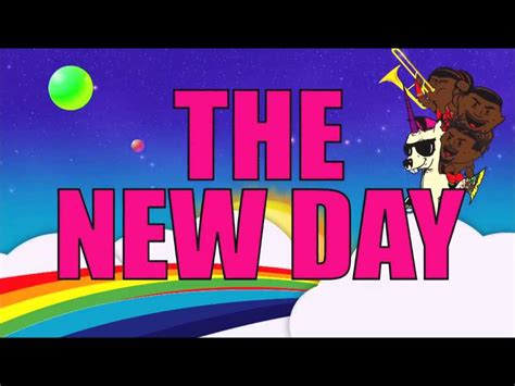 The New Day Theme Song ''new Day, New Way'' (arenaeffects)+ Titantron Hd