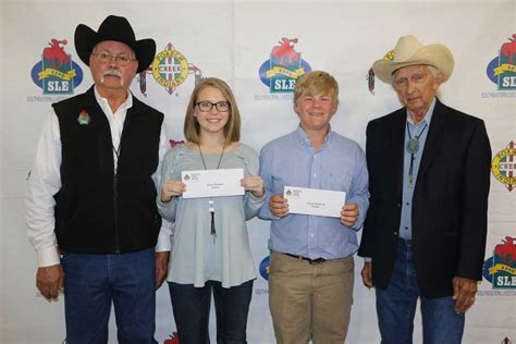 pickens youth receive poarch band creek indians scholarships