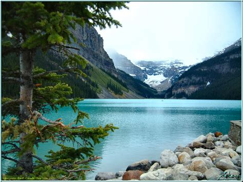 beautiful places to visit lake louise canada