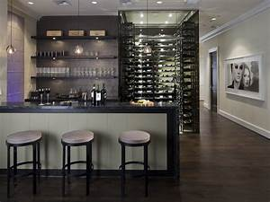 any connoisseur39s dream modern wine cellar designs With wine bar design for home