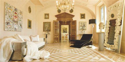 Home Interior Home Decor : Versace Interior Design
