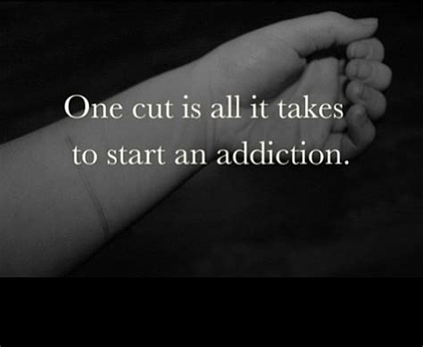 Cutting Quotes Stopping Self Harm Cutting Quotes Quotesgram