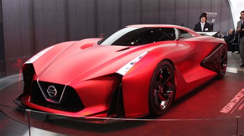 2020 Nissan Gran Turismo by Nissan Concept 2020 Vision Gran Turismo Is Seeing