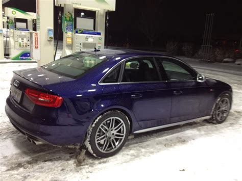 Best Tyres For Audi A4 Audi A4 Snow Tires Edition Photo Specs