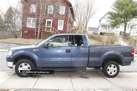150 Xlt 4x4 Extended Cab Pickup 4