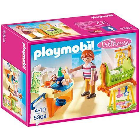 chambre bébé playmobil playmobil chambre de bebe 5304 joué