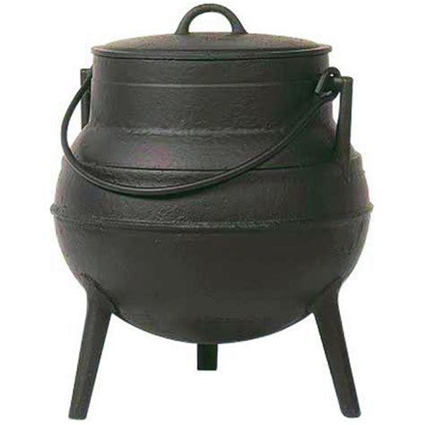 chaudron pour cuisiner chaudron fonte 30 litres tom press