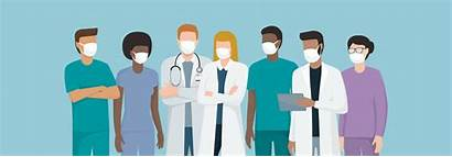 Healthcare Staff Medical Health Magazine Care Disa