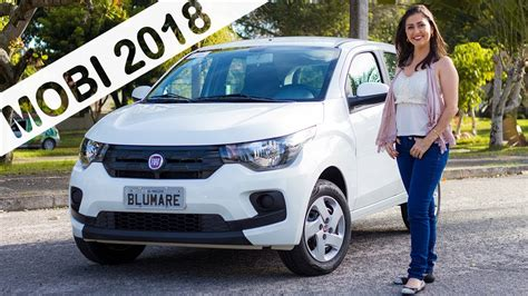 What Is A Fiat by Fiat Mobi Like 2018 Em Detalhes