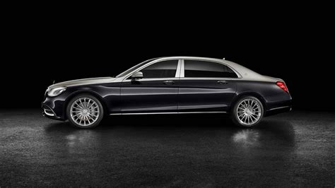 maybach mercedes 2019 mercedes maybach s class doubles down on luxury