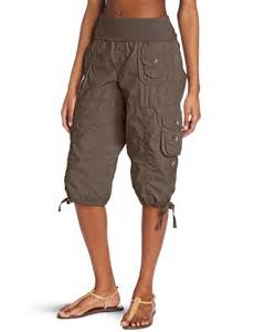 gallery for gt womens cargo capris