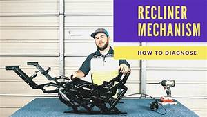 How To Repair A Recliner Mechanism