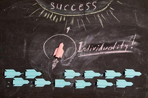 leadership marked   tarmac road stock image image