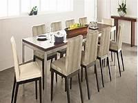 narrow dining tables Narrow Dining Room Sets | Marceladick.com