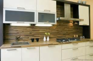 kitchen backsplashes for white cabinets the kitchen backsplash more beautiful inspirationseek com