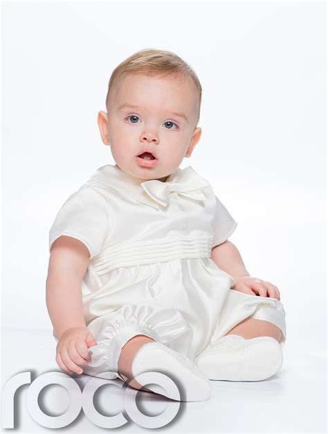 baby boy jumpsuit baby boys christening boys romper suit