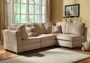 Patio Furniture Set Under 300 by Brown Beige Sectional Sofa Set Plushemisphere