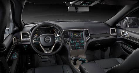 jeep grand cherokee interior 2015 jeep grand cherokee 2015 características interiores de