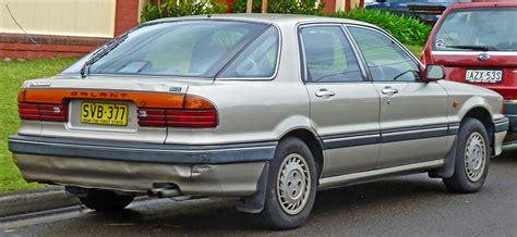 02 Mitsubishi Galant by File 1989 Mitsubishi Galant Hg Se Hatchback 2011 06 15
