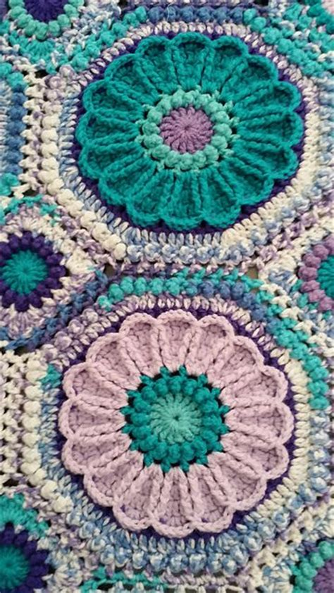17 best ideas about afghan crochet patterns on