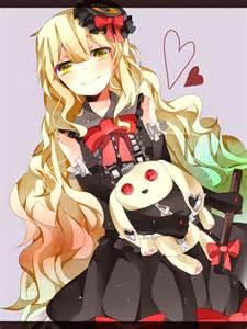 Anime Vocaloid Mayu