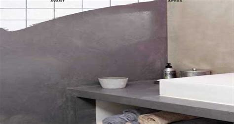 beton sur carrelage cuisine b 233 ton cir 233 sur carrelage conseils pour bien faire et photos d 233 co