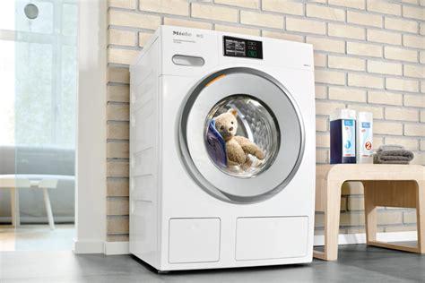 le lave linge w1 dot 233 du syst 232 me de dosage automatique de lessive liquide twindos 187 de miele